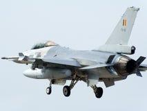 Caça F-16 Imagens de Stock