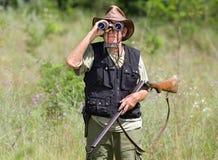 caçador Imagens de Stock