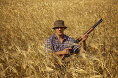 caçador fotografia de stock