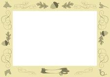 Caçador-quadro Imagens de Stock Royalty Free