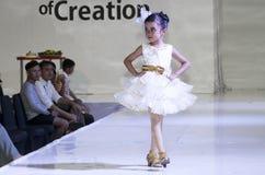 Caçoa o desfile de moda Foto de Stock Royalty Free