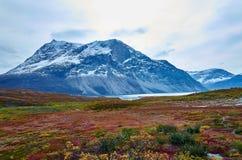 Caída de Groenlandia Fotos de archivo libres de regalías