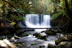 Caída de herradura en Tasmania Foto de archivo