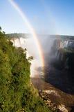 Caída de Iguassu fotos de archivo