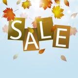 Caída de precios del otoño libre illustration
