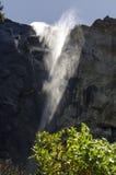 Caída de Yosemite - nupcial Fotografía de archivo