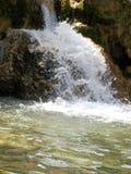 Caída del agua Fotos de archivo