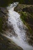 Caída del agua Fotografía de archivo libre de regalías