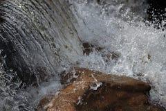 Caída del agua Fotografía de archivo