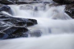 Caída 01 del agua de Mae Ya Imagen de archivo libre de regalías
