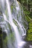 Caída del agua de Oregon Fotografía de archivo