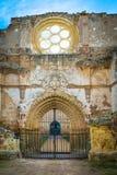 Caída del monasterio Fotografía de archivo libre de regalías