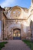 Caída del monasterio Fotos de archivo libres de regalías