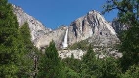 Caída superior de Yosemite Fotografía de archivo libre de regalías