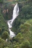 Caídas de Devon, Sri Lanka Fotos de archivo