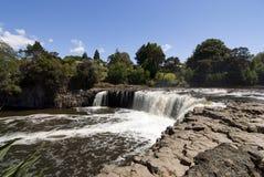 Caídas de Haruru - Nueva Zelandia Fotos de archivo libres de regalías