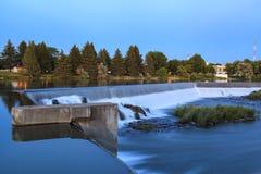 Caídas de Idaho Imagen de archivo libre de regalías