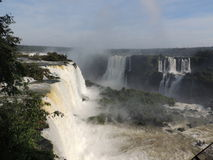 Caídas de Iguaçu Imagen de archivo