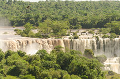 Caídas de Iguaçu Imagenes de archivo