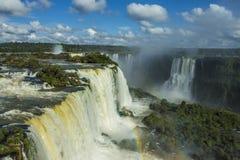 Caídas de Iguassu - parque nacional de Iguassu fotos de archivo libres de regalías