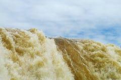 Caídas de Iguazu (Iguassu) Foto de archivo