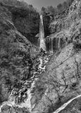 Caídas de Kegon, Nikko, Japón Foto de archivo
