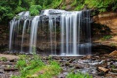 Caídas de la cascada Imagen de archivo