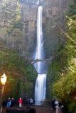 Caídas de Multnomah, Oregon Fotos de archivo