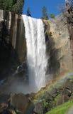 Caídas de Nevada, Yosemite Fotografía de archivo libre de regalías