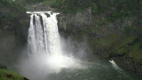 Caídas de Snoqualmie, Washington State, 4K UHD