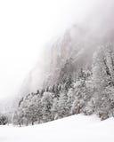 Caídas de Truemmelbach - invierno Fotos de archivo