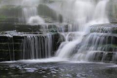Caídas del agua imagen de archivo libre de regalías