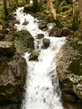 Caídas del agua de Ben Nevis Fotos de archivo