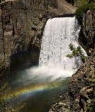 Caídas del arco iris Fotografía de archivo
