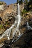 Caídas del grisáceo - parque nacional de reyes Canyon Fotos de archivo