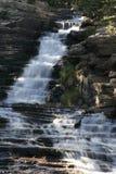 Caídas del río de Provo Imagen de archivo