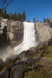Caídas vernales Yosemite Fotos de archivo
