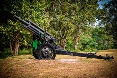 cañón Foto de archivo