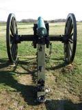 Cañón, campo de batalla nacional de Antietam, Maryland fotos de archivo libres de regalías