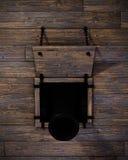 Cañón de la nave fotos de archivo libres de regalías