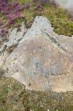 Cañón de la roca, País de Gales del norte foto de archivo libre de regalías