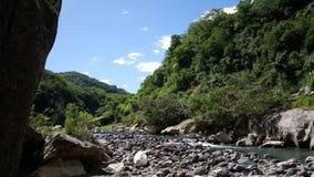 Cañón de Somoto. River at the Cañón de Somoto in Nicaragua Royalty Free Stock Images
