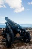 Cañón en la fortaleza San Jorge 4885 fotos de archivo libres de regalías