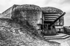 Cañón-Normandía Imágenes de archivo libres de regalías