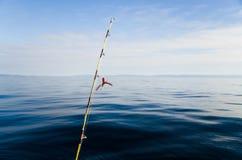 Caña de pescar Fotos de archivo