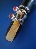 Caña del Clarinet Fotografía de archivo libre de regalías