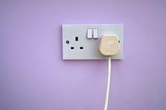 Cañerías socket y enchufe Imagenes de archivo