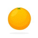 Cała pomarańcze Fotografia Royalty Free