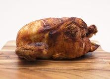 Całość Gotującego kurczaka Zdjęcie Royalty Free