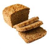 Całość zbożowego chleba zdjęcia stock